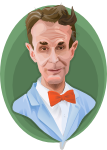 Bill Nye Portrait